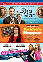 The Extra Man / Accidents Happen / ExTerminators