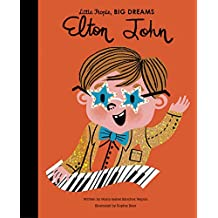 Elton John (Little People, Big Dreams): 50