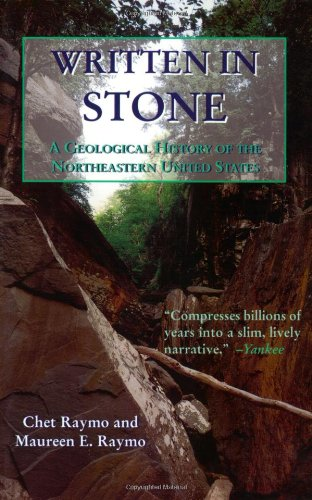 Download Written in Stone: A Geological History of the Northeastern United States 1883789273
