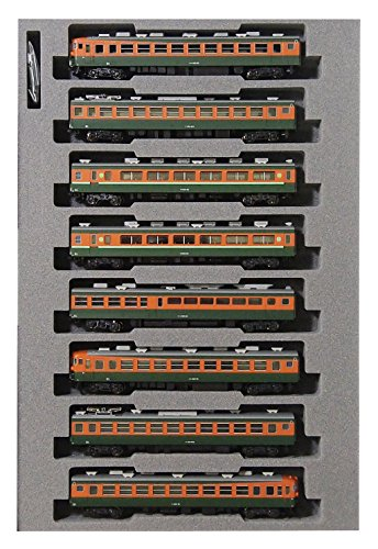 Nゲージ 10-1389 165系 急行 アルプス 8両