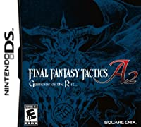 Final Fantasy Tactics A2 Grimoire of the Rift (DS 輸入版 北米)