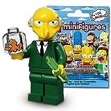 レゴ(LEGO) ミニフィギュア ザ・シンプソンズ シリーズ1 モンゴメリ・バーンズ|LEGO Minifigures The Simpsons Series1 Montgomery Burns 【71005-16】