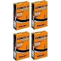 4本セット コンチネンタル(Continental) チューブ Race28 700×20-25C(仏式42mm)