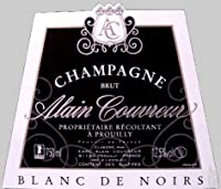 NV ブリュット ナチュール ブラン ド ノワール ヴィエイユ キュヴェ アラン クヴルール シャンパン 辛口 白 750ml Alain Couvreur Brut Nature Blanc de Noirs Vieille Cuvee