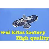 Eagle Kite Flying Higher Big凧with100 mハンドルライン健康的な素材と印刷リーズナブルな価格、withコントロールバー