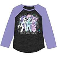 Jumping Beans Girls 4-12 My Little Pony Always Better Together Graphic Tee
