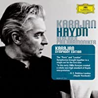Karajan/Haydn: 6 Paris Symphonies & 12 London Symphonies