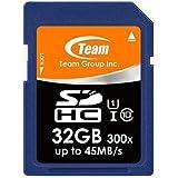 Team SDHCカード Class 10 ECOパッケージ 10年保証 (UHS-1 32GB)