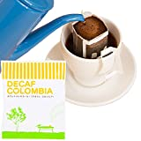 カフェインレスコーヒー ドリップコーヒー【デカフェ・コロンビア】50杯分