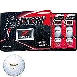 ダンロップ SRIXON ボール Z-STAR XV ボール 3ダースセット 3ダース(36個入り) プレミアムホワイト