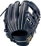 ZETT(ゼット) 少年野球 軟式 ネオステイタス グラブ (グローブ) 新軟式ボール対応 オールラウンド用 Nブラック(1900N) 右投げ用 BJGB70910