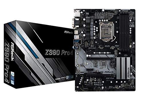 ASRock Intel Z390 チップセット搭載 ATX マザーボード Z390 Pro4