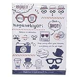 MEGANEBIYORI[プロフ帳]プロフィールブック クラックス 女の子向け かわいい グッズ 通販