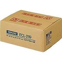 コクヨ タックフォーム Y8XT10 12片 ECL-219 Japan