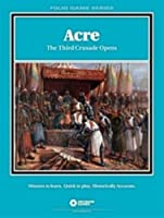 DG: Acre, the Third Crusades Opens, Board Game
