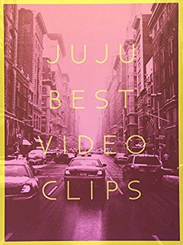 JUJU BEST VIDEO CLIPS(CD付) [DV...