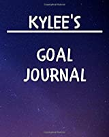 Kylee's Goal Journal: 2020 New Year Planner Goal Journal Gift for Kylee  / Notebook / Diary / Unique Greeting Card Alternative