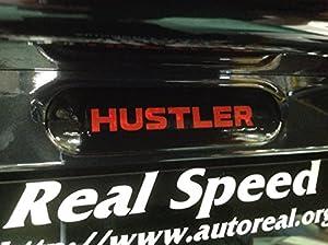 RealSpeed(リアルスピード) スズキ ハスラー(MR31S/MR41S) ブレーキランプステッカー