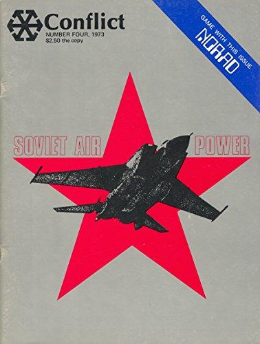 SDC :競合Magazine # 4, with NORAD、ゲームの戦略的Air [ Nuclear ] Warfare、Boardgame