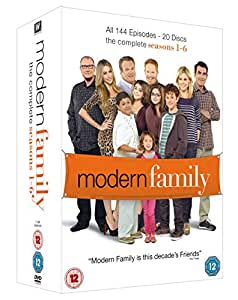 Modern Family Seasons 1-6 [DVD][Import]