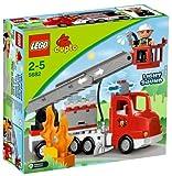 Best LEGOはしご - レゴ (LEGO) デュプロ はしご車 5682 Review