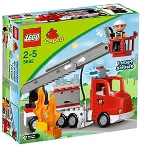 レゴ (LEGO) デュプロ はしご車 5682