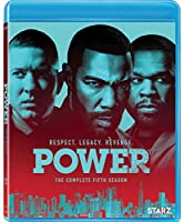 Power: The Complete Fifth Season [Blu-ray]