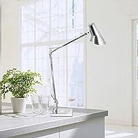 ZENGAI 学習LED折りたたみデスクランプ現代の長壁小さな創造的なファッションの寮の寝室のベッドサイドデスクランプアイプロテクター デスクライト