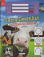 Como Desenhar. Animais da Fazenda - Volume 1