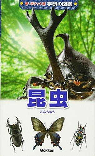 昆虫 (新ポケット版 学研の図鑑)の詳細を見る