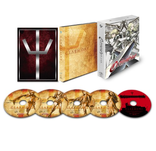 CLAYMORE Blu-ray BOX