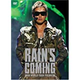 RAIN'S COMING RAIN WORLD TOUR PREMIERE [DVD]