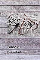 Sudoku: Medium level, vol. 1