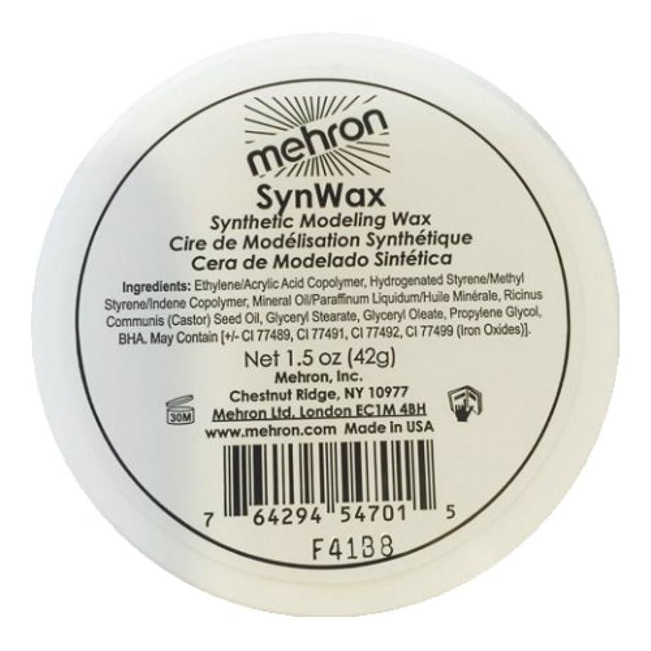 復活泥キルト(6 Pack) mehron Modeling SynWax (並行輸入品)