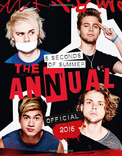 5SOS Annual 2016: Book of Stuff (Annuals 2016) 5 Seconds of Summer HarperCollins Children's Books