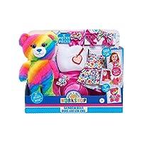 Build A Bear Friends Rainbow Bear Kit Make Your Own 25cm Plush Set