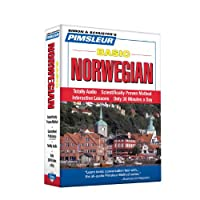 Pimsleur Norwegian Basic Course - Level 1 Lessons 1-10 CD: Learn to Speak and Understand Norwegian with Pimsleur Language Programs