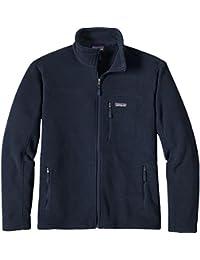 パタゴニア アウター ジャケット&ブルゾン Patagonia Classic Synchilla Fleece Jacke Navy Blue j3q [並行輸入品]