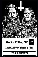 Darkthrone Adult Activity Coloring Book (Darkthrone Adult Coloring Books)