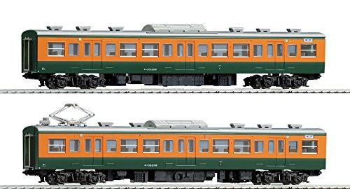 TOMIX HOゲージ HO-067 国鉄 113 2000系近郊電車 (湘南色)増結セットM