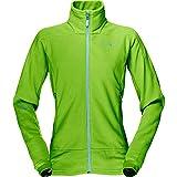ノローナ(ノローナ) 3332143440 falketind warm1 Jacket (W) Bamboo Green (Lady's)