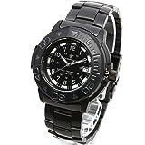 [Smith & Wesson]スミス&ウェッソン スイス トリチウム ミリタリー腕時計 SWISS TRITIUM DIVER WATCH BLACK SWW-900-BLK[正規品]