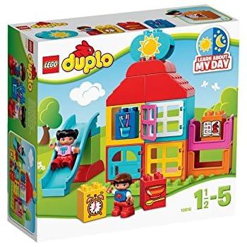 """レゴ (LEGO) デュプロ はじめてのレゴ (LEGO) デュプロ """"おうち"""" 10616"""