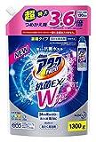 【大容量】アタックNeo 抗菌EX Wパワー 洗濯洗剤 濃縮液体 詰替用 1300g()