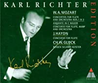 Mozart/Haydn/Gluck: Flute Conc