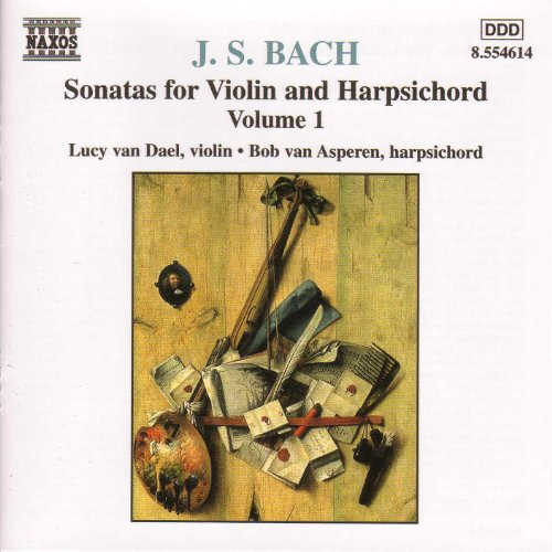 Bach, J.S.: Sonatas For Violin...