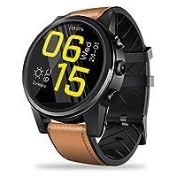 スマートウォッチ 1.6inch画面スマートブレスレット 心拍計 活動量計 フィットネス 腕時計 歩数計 Bluetooth4.0 多語言説明書付き iphone Android対応