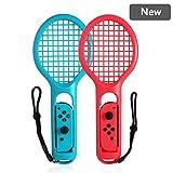Miitech Switch テニスラケット マリオテニス エース Joy-Conハンドル スイ...