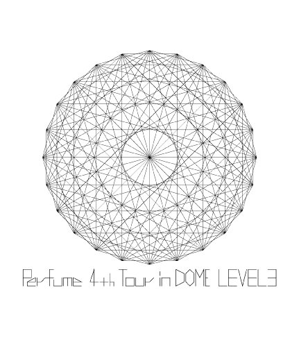 Perfume 4th Tour in DOME 「LEVEL3」 (通常盤) [Blu-ray]
