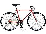 ミヤタ(MIYATA) フリーダム AFR526 シングルスピードバイク 52cm パッションレッド(OR68) 01047